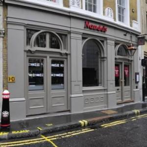 nandos lime street london ec3m 7hr portuguese restaurant. Black Bedroom Furniture Sets. Home Design Ideas